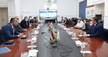 مصر تبحث التعاون مع أمريكا فى مجال تحلية المياه
