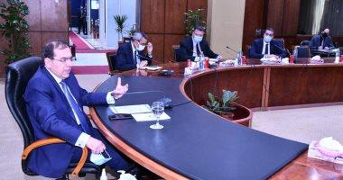 وزير البترول: القطاع مهتم بالإسراع فى تطبيق التحول الرقمى