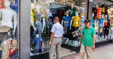 10 معلومات عن صادرات مصر من الملابس.. الولايات المتحدة الأمريكية أكبر مستورد