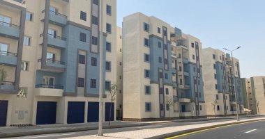 اليوم.. بدء تسليم 1176 وحدة سكنية للحاجزين فى دار مصر بالعبور
