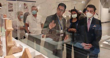 مدير عام الإيسيسكو: متحف الحضارة المصرية إضافة للمتاحف العالمية