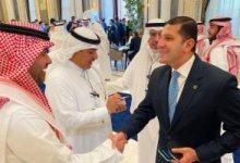 """""""عبدالوهاب"""" يشارك في منتدى مبادرة مستقبل الاستثمار بالرياض"""