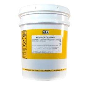 Jax Proofer chain oil