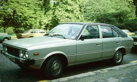 Hyundai Pony first generation