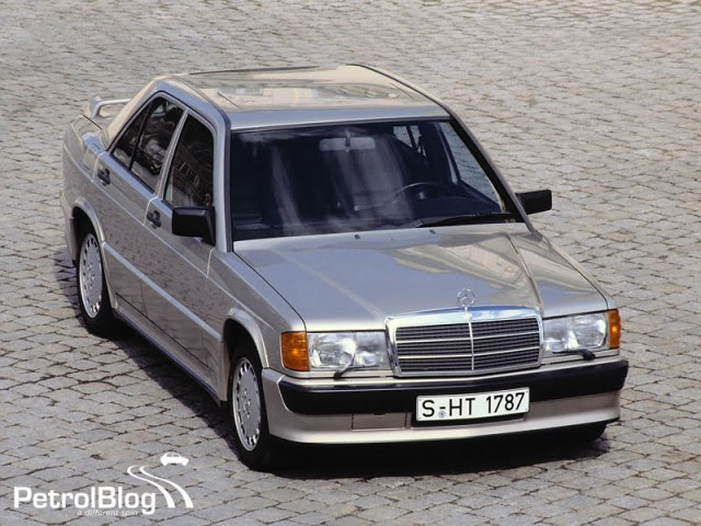Mercedes 190E Cosworth