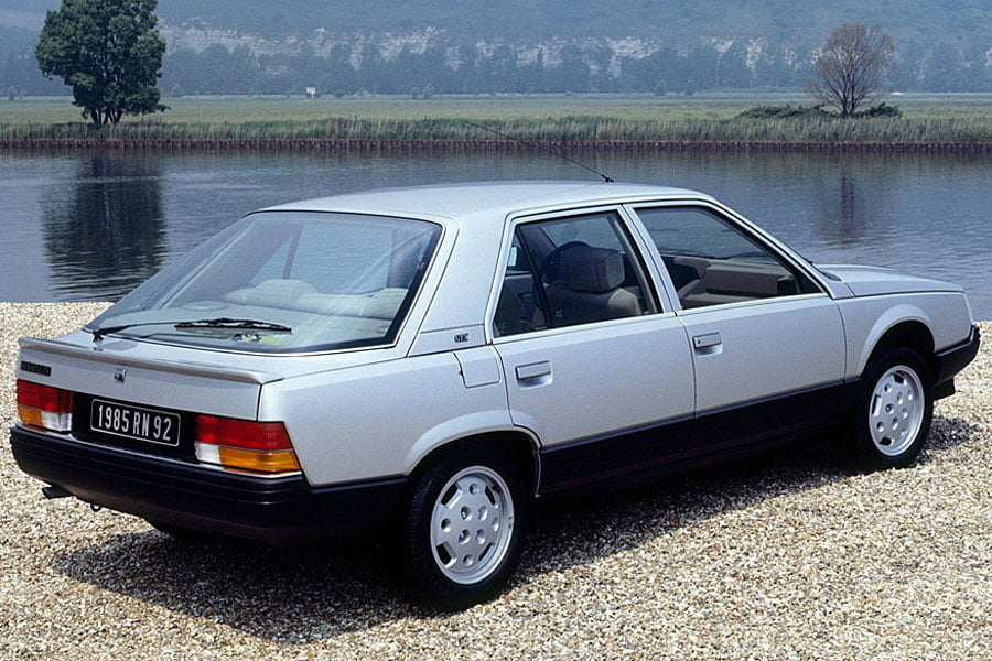 Whatever happened to the Renault 25?