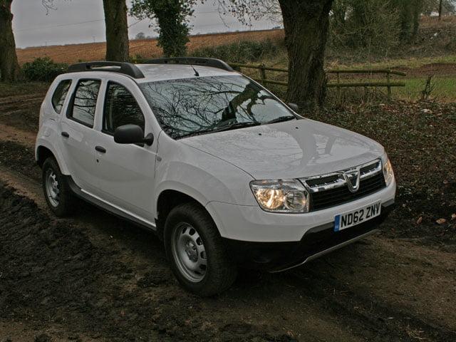 The Dacia Duster Access 1.6 4×4