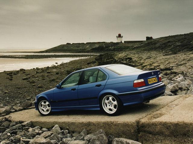Gene Hunt: BMW E36 M3 Evo