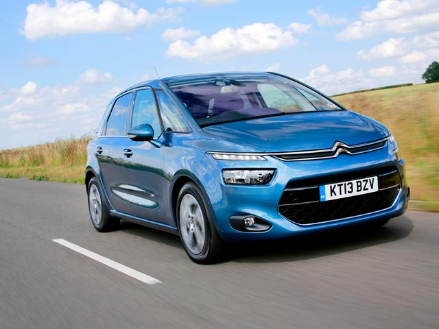 New Citroën C4 Picasso review