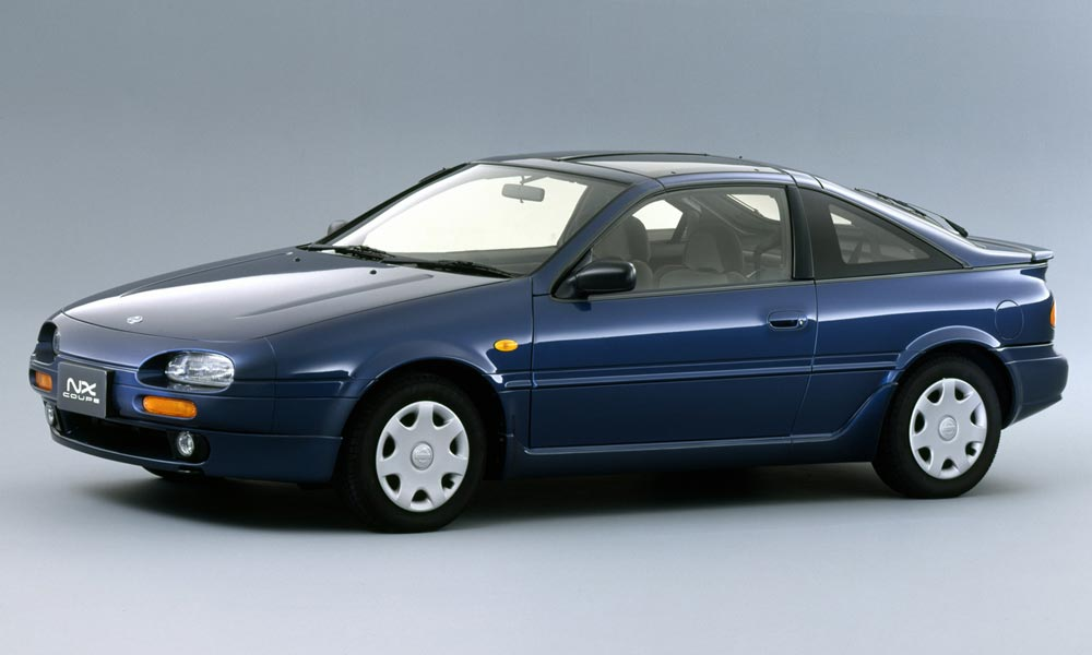 Barker's worst Japanese coupes: Nissan 100NX