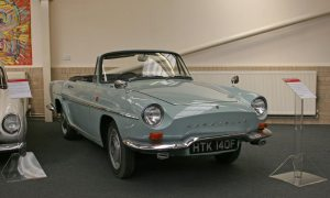 1967 Renault Caravelle at Haynes International Motor Museum