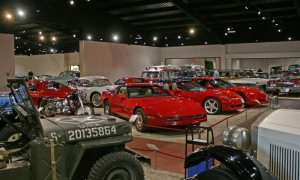 American Collection at Haynes International Motor Museum