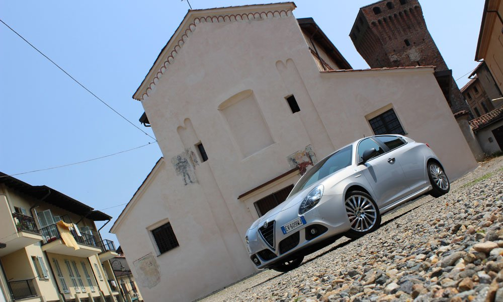 The Alfa Romeo Giulietta Quadrifoglio Verde isn't fit to wear the badge