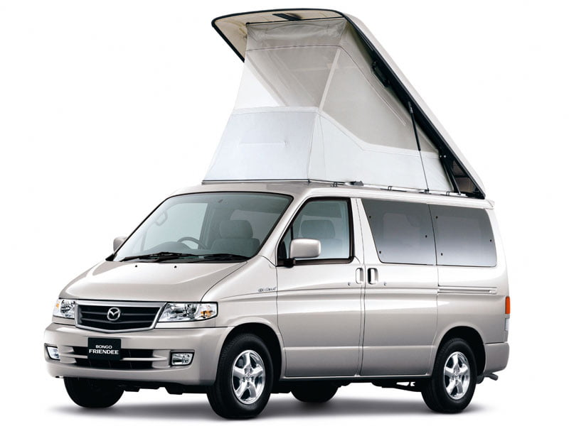 The Mazda Bongo Friendee