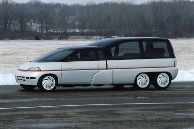 Plymouth Voyager concept