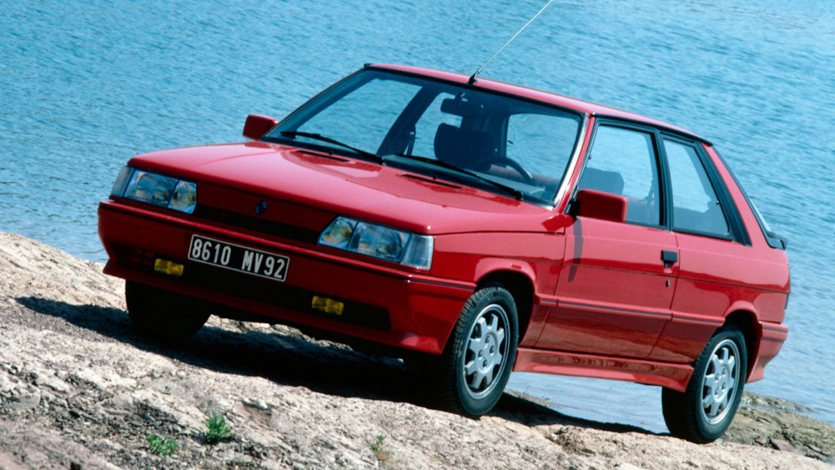 Renault 11 Turbo: best of the breed?