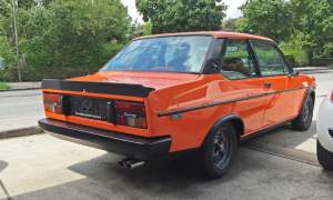 Fiat 131 Racing in Germany
