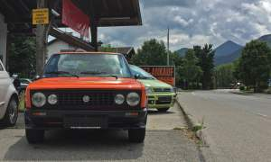 Fiat Mirafiori Sport