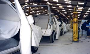 Volkswagen Polo Transfer in 1986