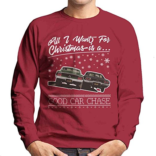 All I want for christmas is a good car chase jumper