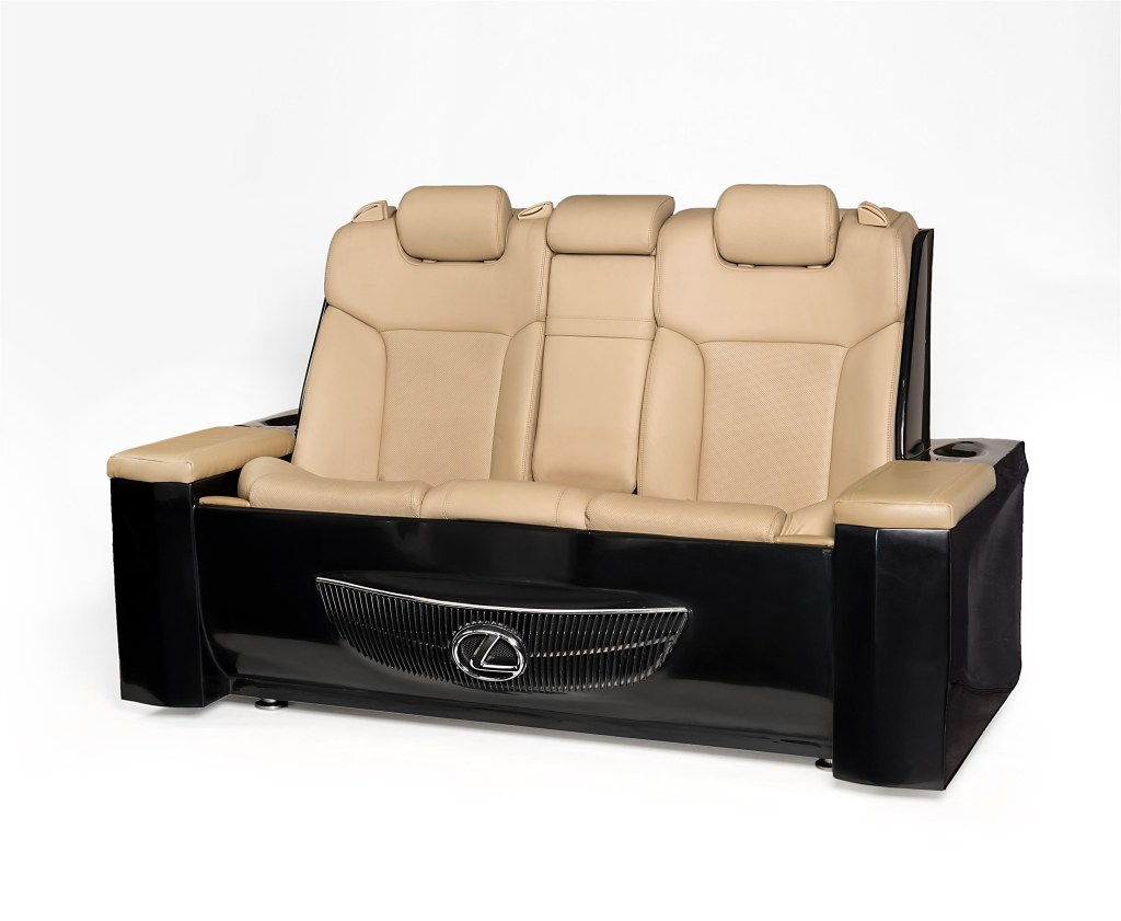 Car furniture Lexus sofa