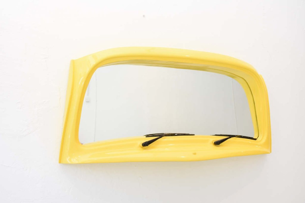 Car furniture VW Beetle mirror