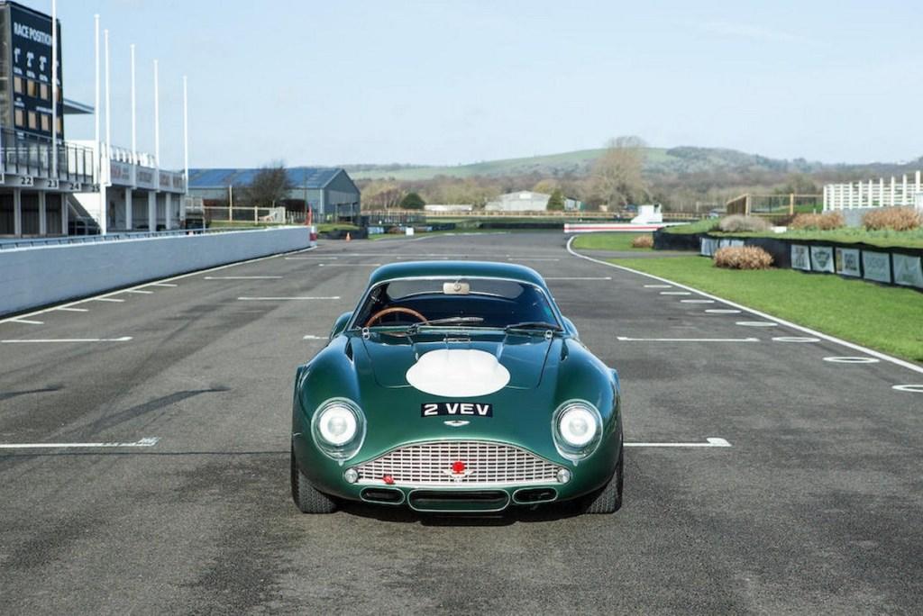 1961 Aston Martin DB4GT Zagato 2 VEV