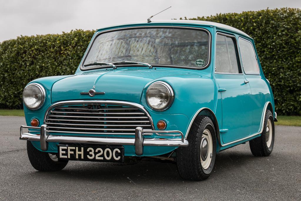 1964 Morris Mini Cooper 970 S