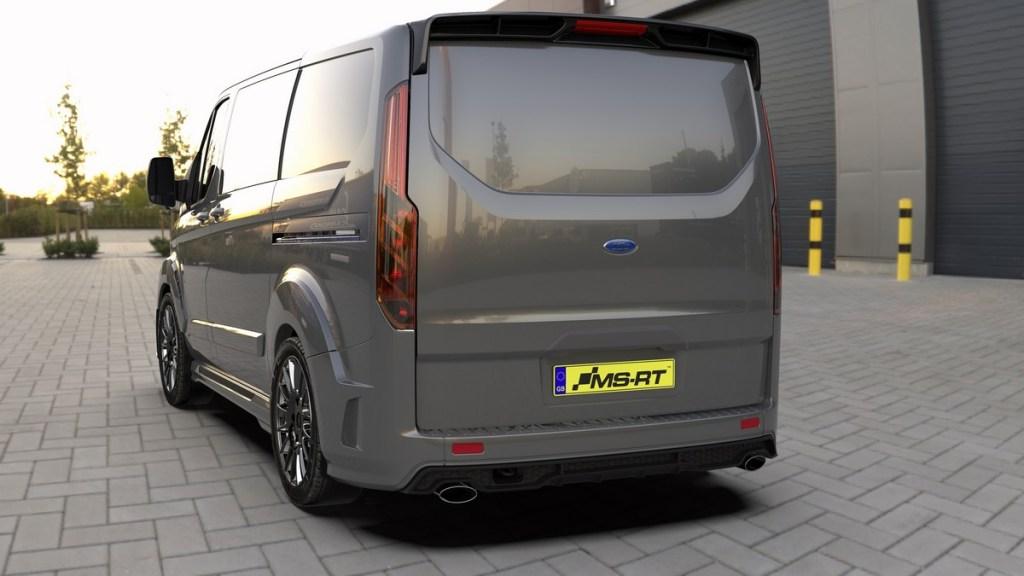 2018 Ford MS-RT Transit Custom