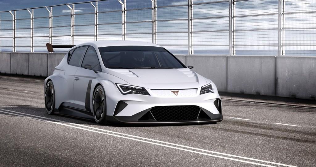 2018 SEAT CUPRA e-Racer