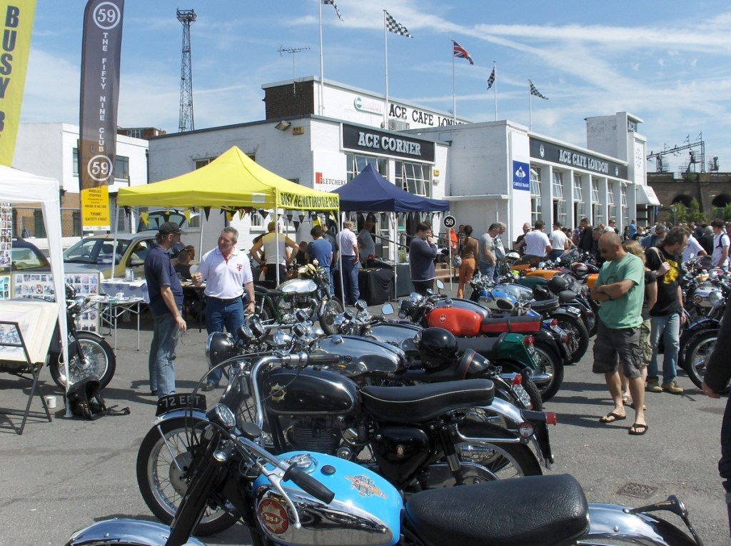 Ace Cafe is bringing its magic to the Silverstone Classic