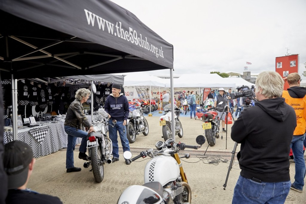 Ace Cafe will be celebrating its 80th birthday in July at the Silverstone Classic