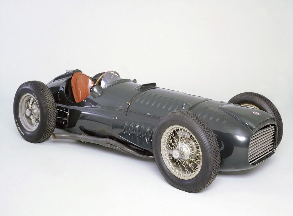 1950 BRM V16