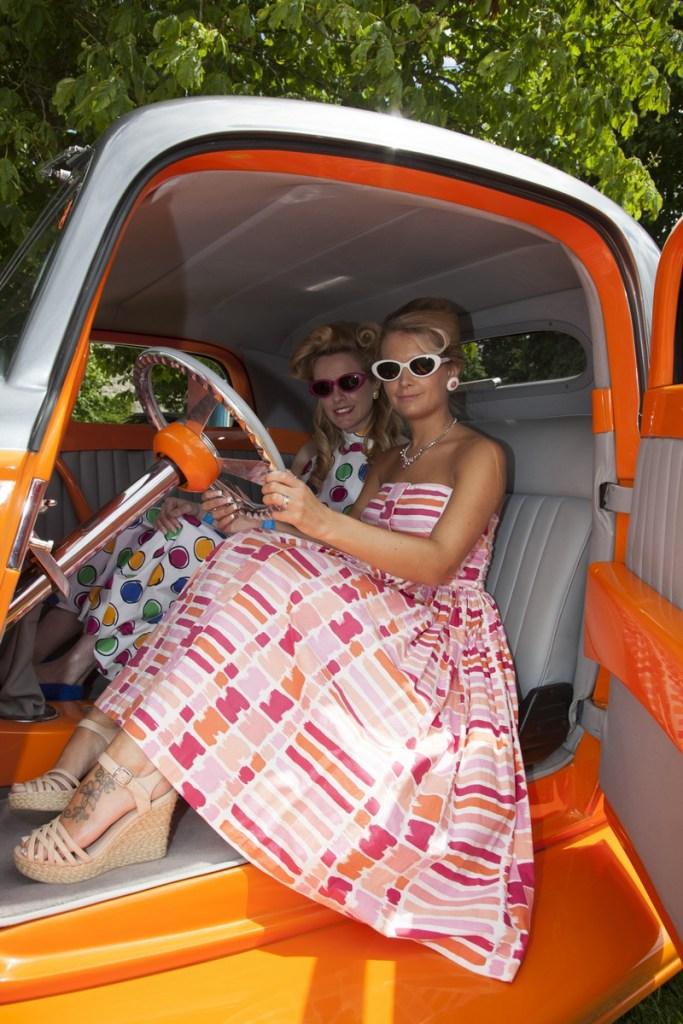 Beaulieu Hot Rod and Custom Drive In