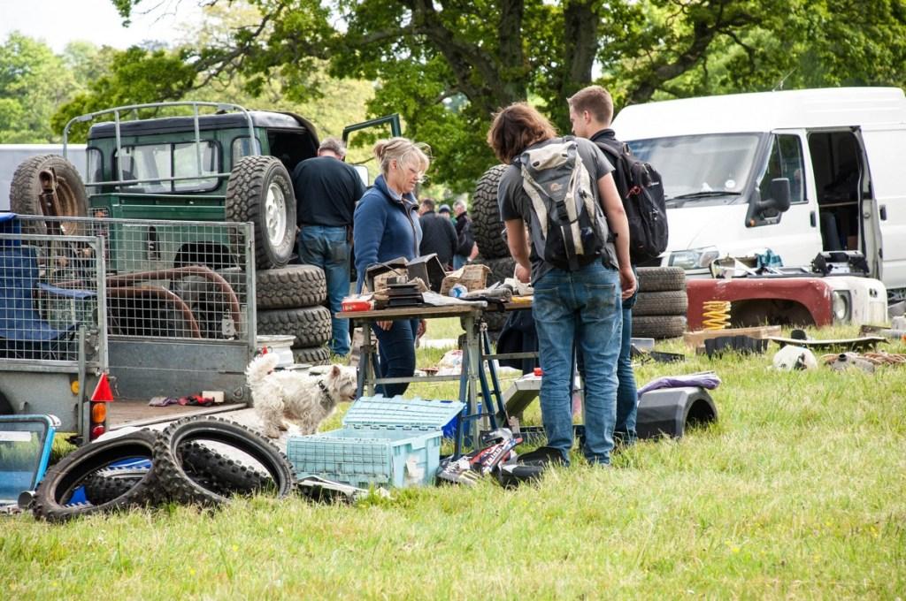 Land Rover Rummage