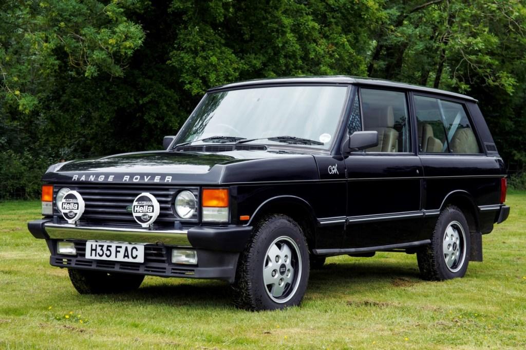 1990 Range Rover CSK