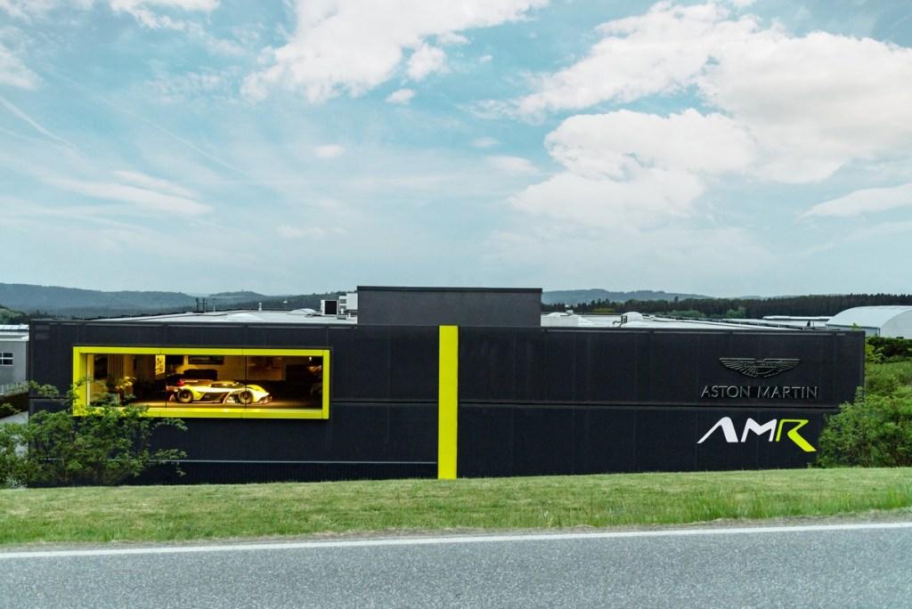 AMR Performance Centre