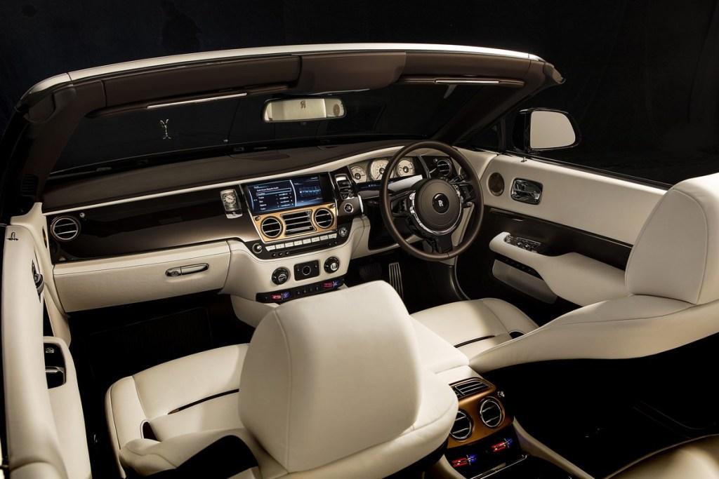 Rolls-Royce Dawn Inspired by Music
