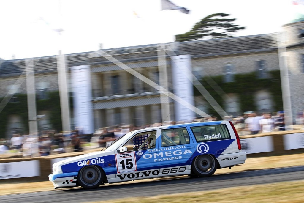 BTCC Volvo 850 Estate - Goodwood Festival of Speed 2018