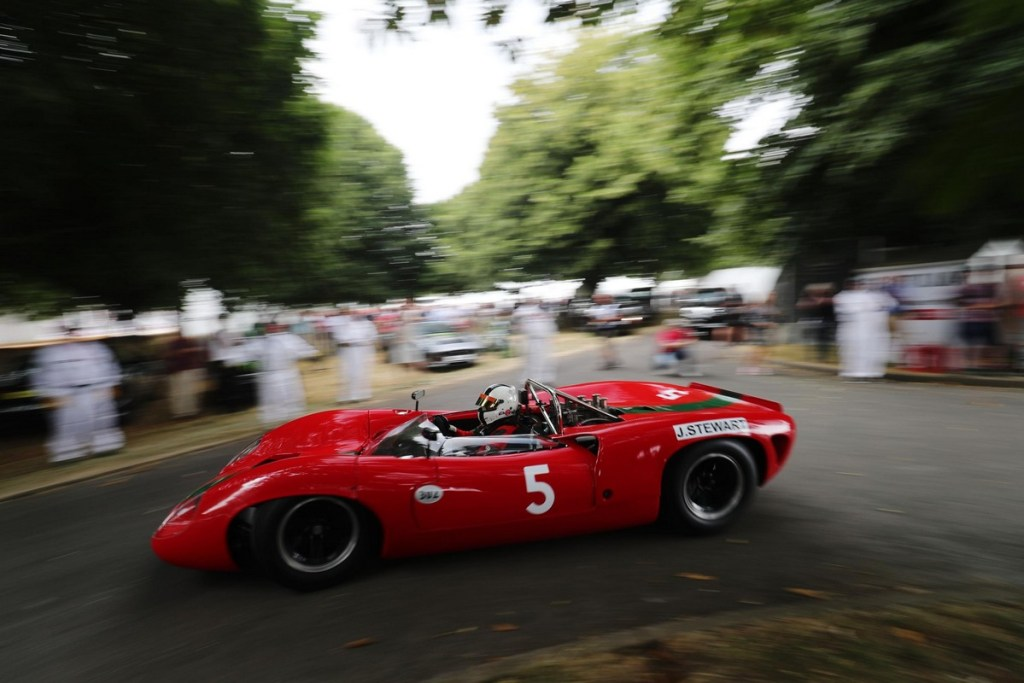 Lola-Chevrolet T70 Spyder - Goodwood Festival of Speed 2018