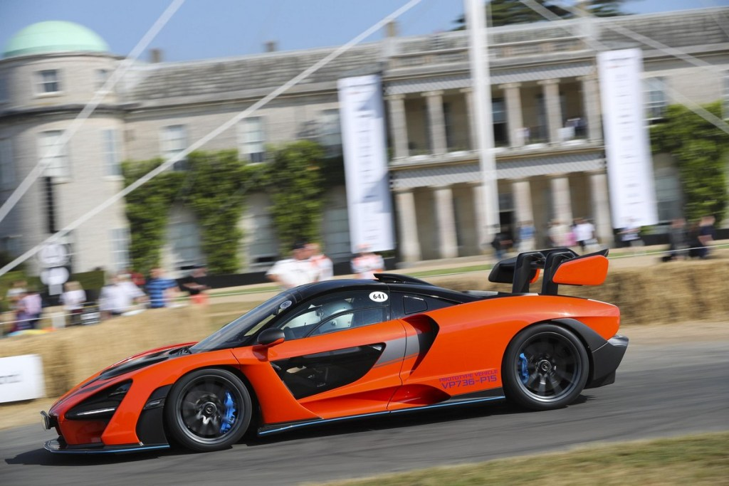 McLaren Senna - Goodwood Festival of Speed 2018