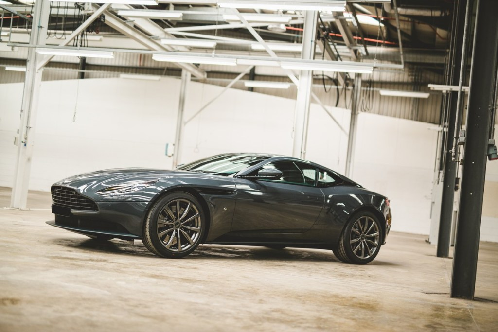 Q by Aston Martin CD20