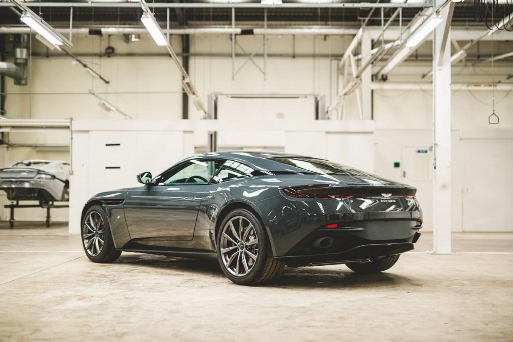 Q by Aston Martin CD20