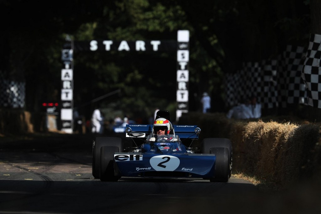 Tyrrell Cosworth003 - Goodwood Festival of Speed 2018
