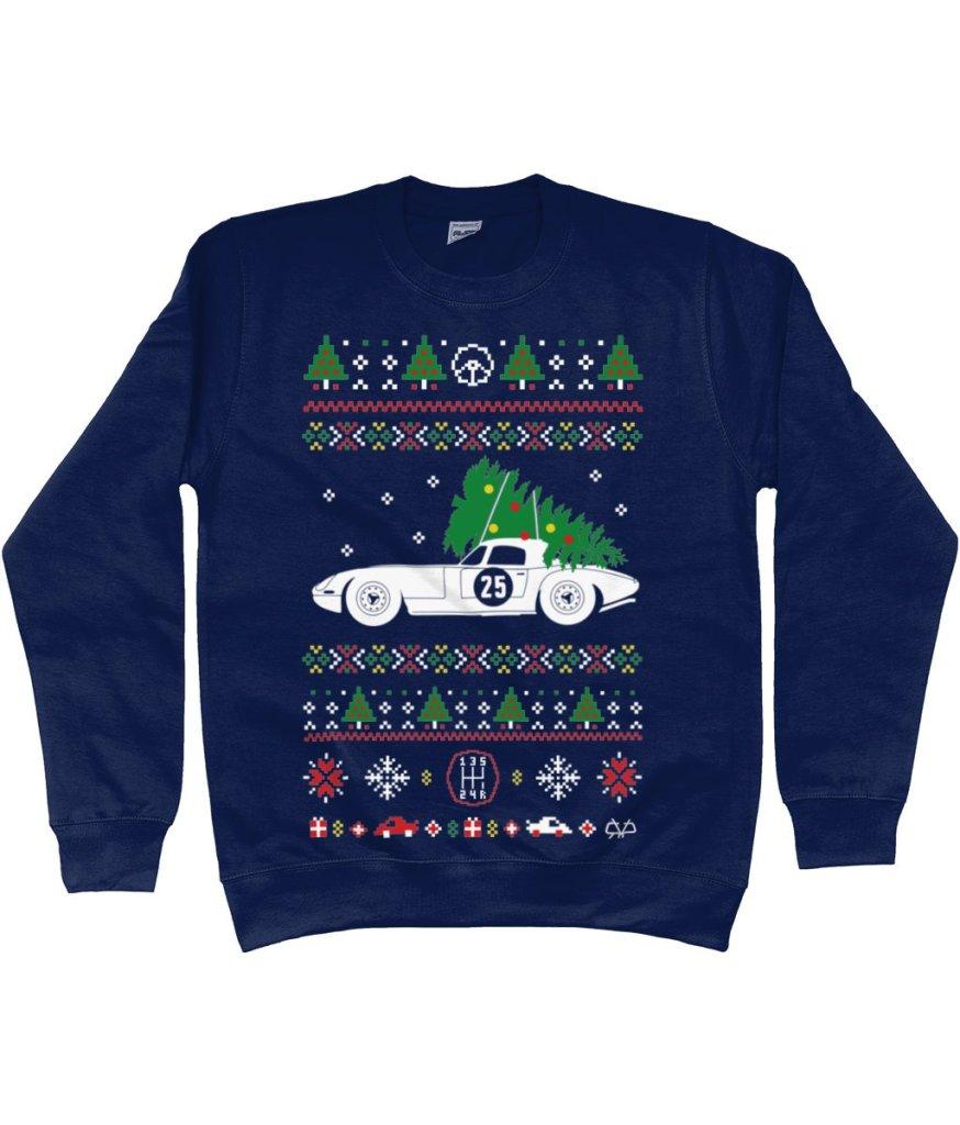 Jaguar Christmas Jumper