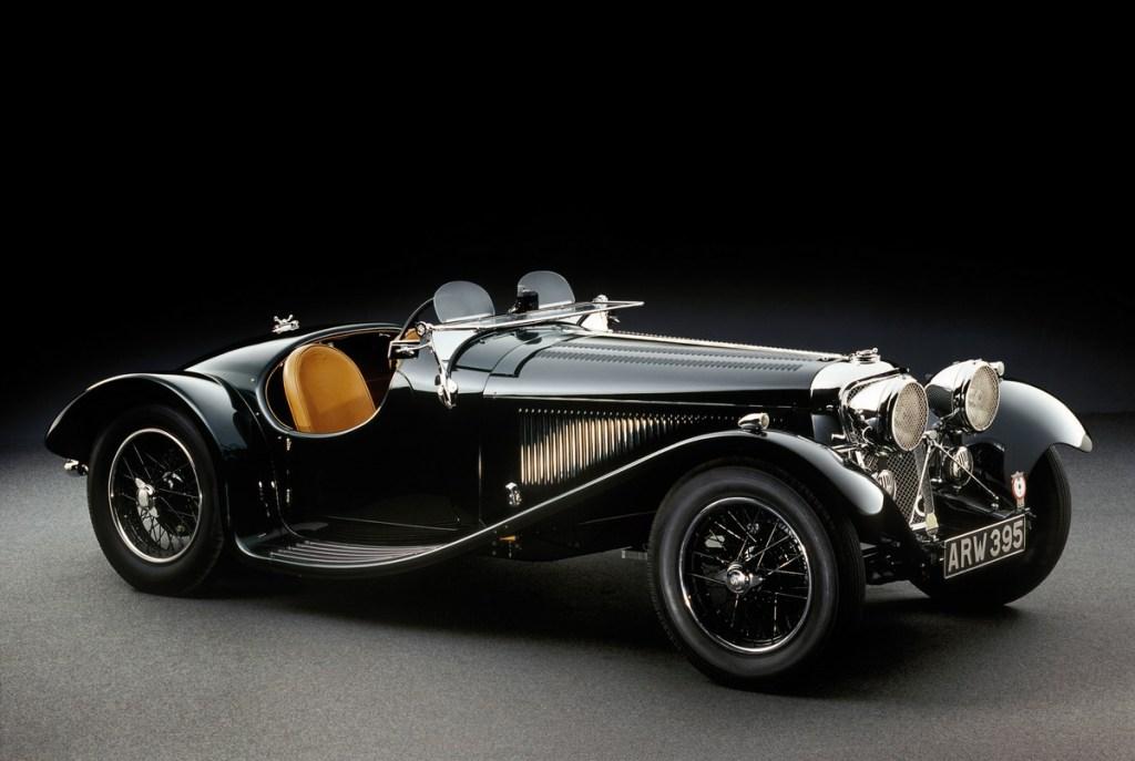 1935 Jaguar SS90 Prototype