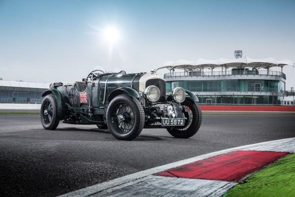 The Legendary 'Blower' Bentley
