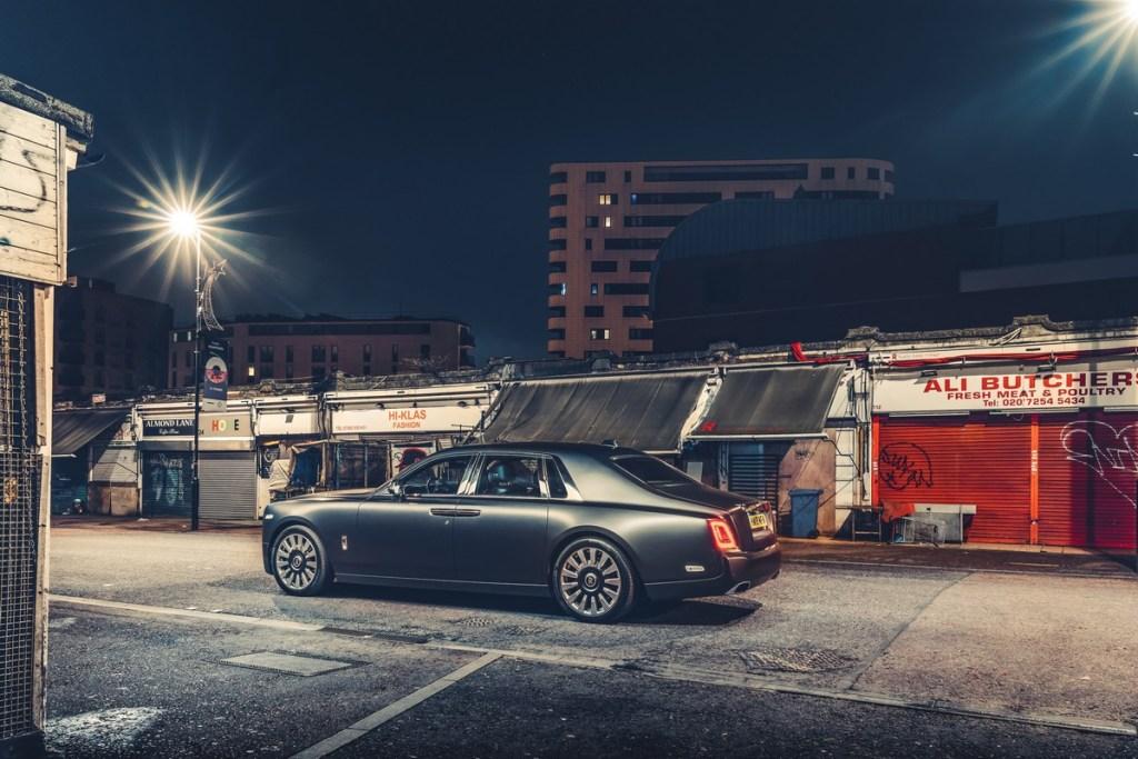 Rolls Royce Phantom Off-Duty