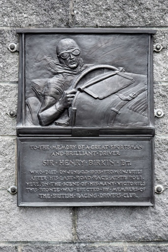 Sir Henry 'Tim' Birkin