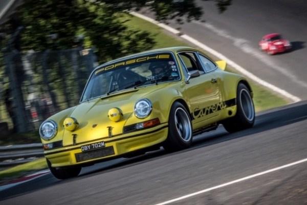 Porsche at Prescott 2019